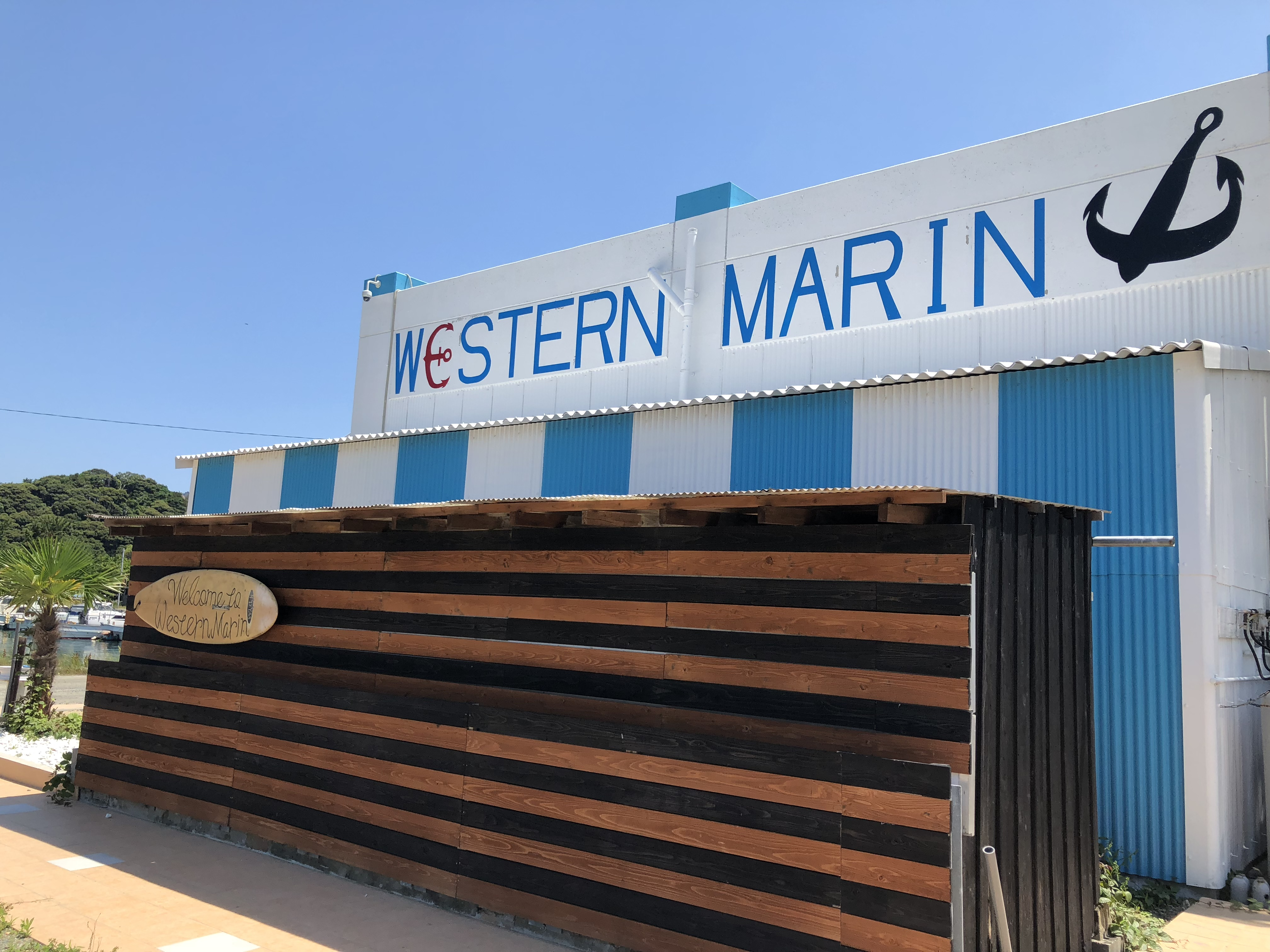 WESTERN MARIN 表